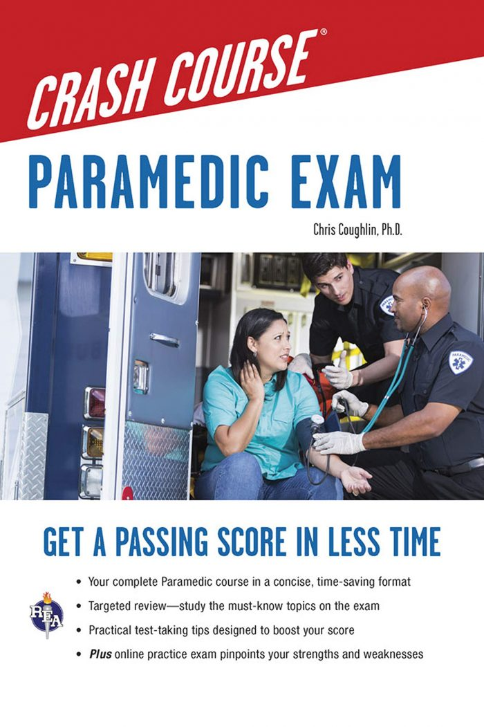 Paramedic Crash Course with Online Practice Test