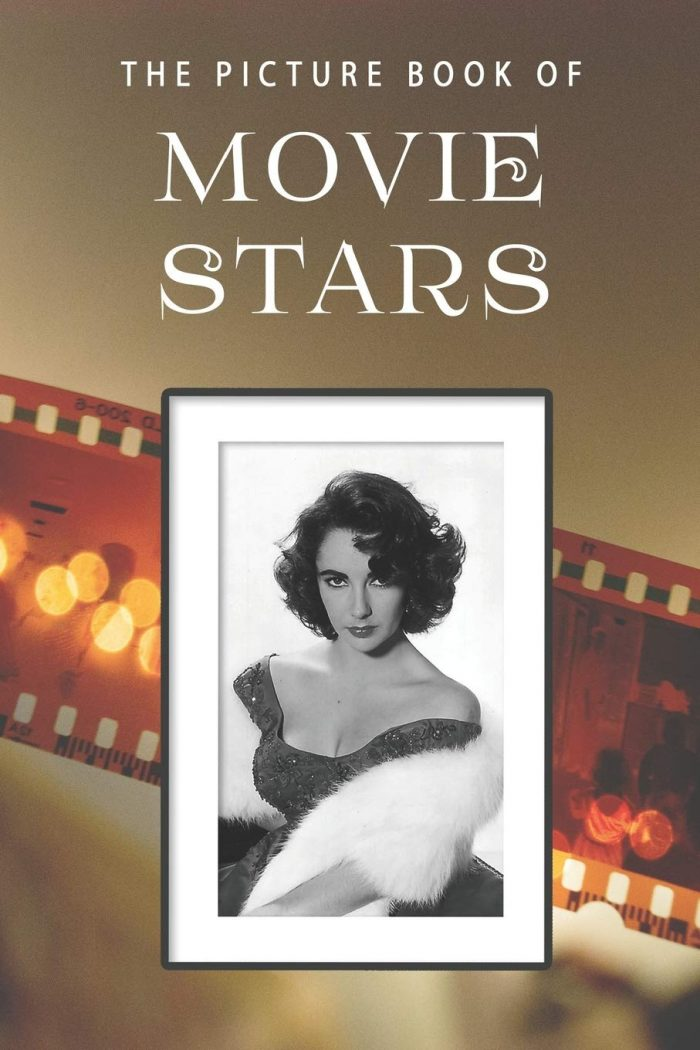 The Picture Book of Movie Stars: A Gift Book for Alzheimer's Patients and
